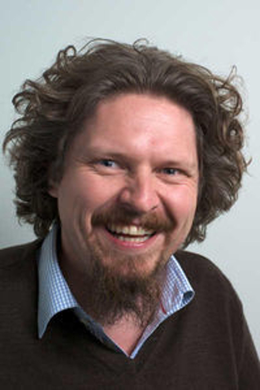 Geir Bækholt er leder for Plone Foundation, en ikke-kommersiell stiftelse med hovedsete i USA.