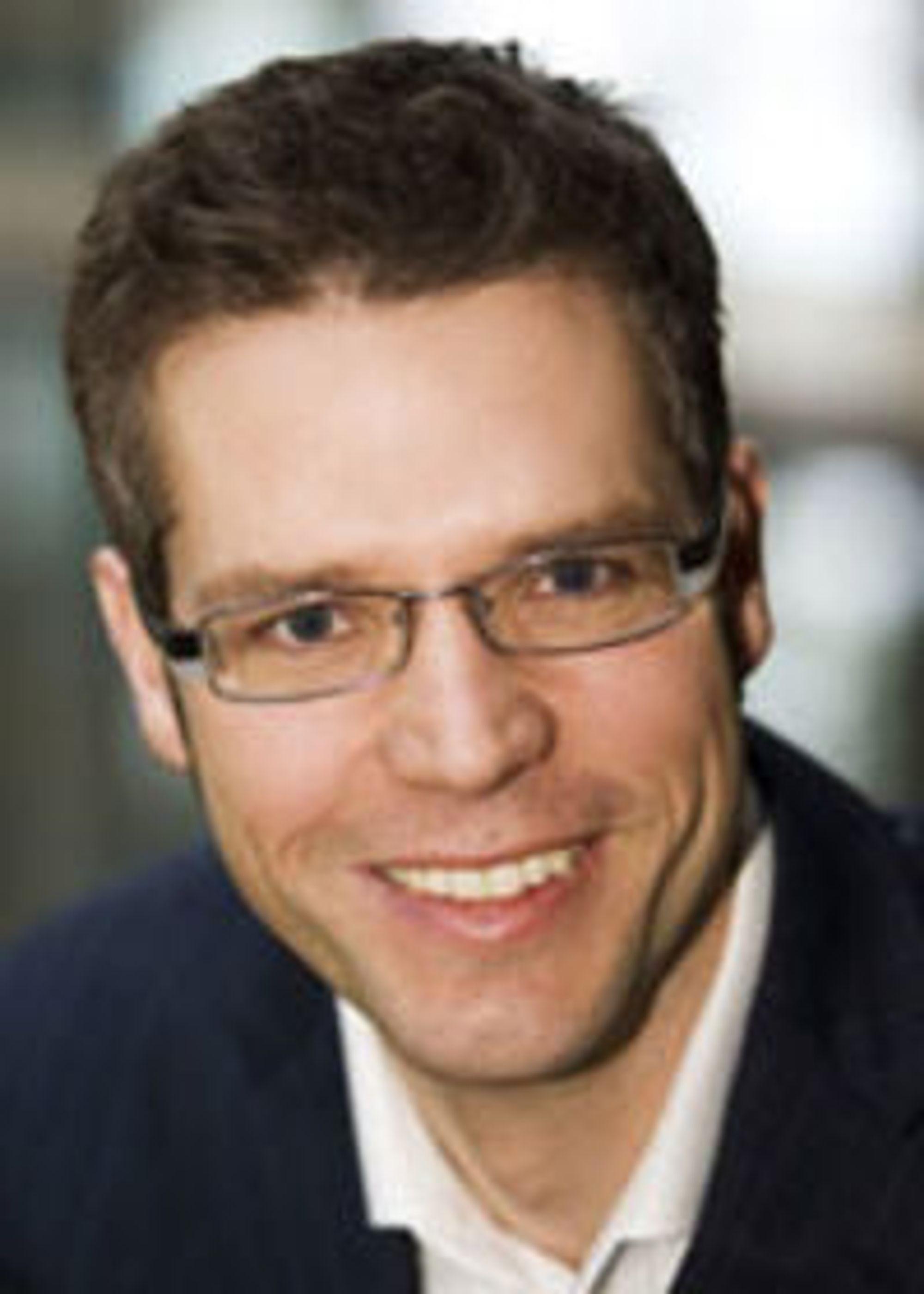 Svein Henning Kirkeng er leder for privatmarked i Telenor Norge.