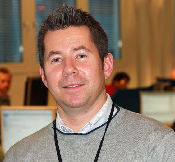 Kjetil Sørensen er daglig leder for ARM Norway.