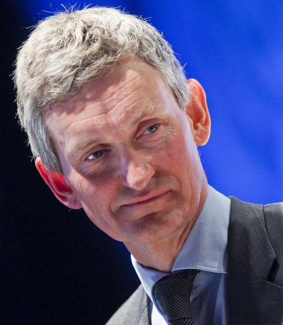 Sats på Altinn, mente Accenture-sjef Nils Øveraas, som nylig ble kåret til årets IT-leder av Dataforeningen.