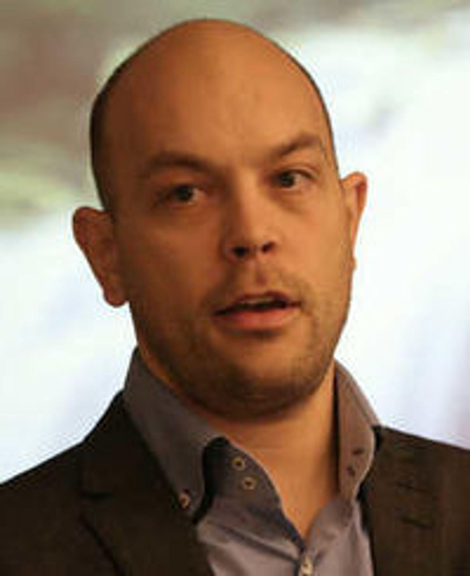 - Skydrive er sentralnervesystemet for Windows-plattformen fremover, sier teknologidirektør Børge Hansen i Microsoft Norge.