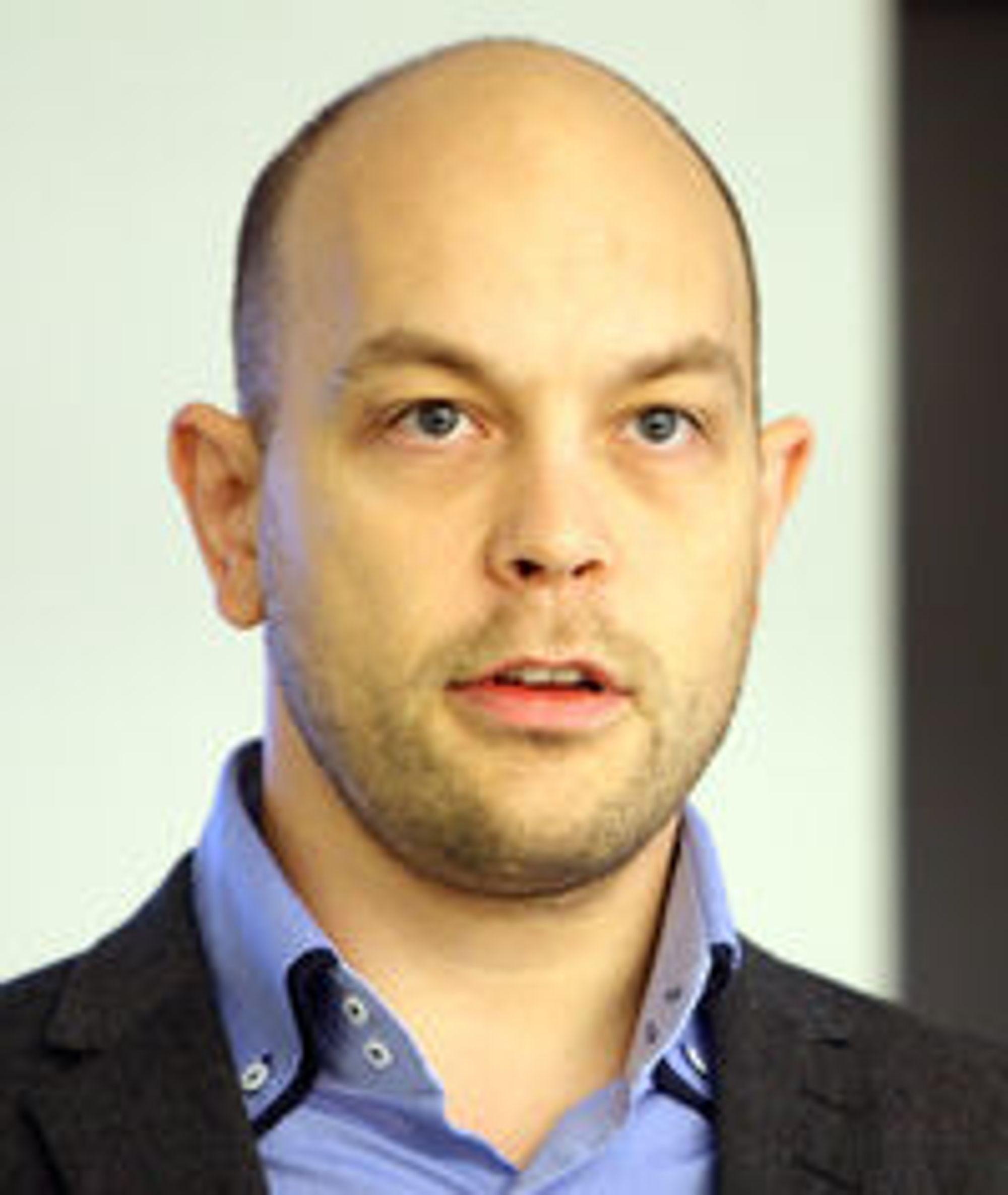 Opprykk: Børge Hansen blir ny teknologidirektør i Microsoft Norge etter Petter Merok.