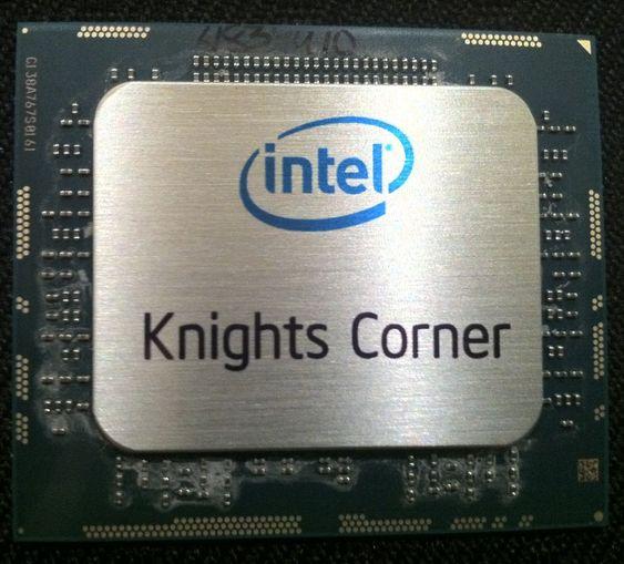 Intels nye hjelpeprosessor, Knights Corner, har 50 CPU-kjerner.