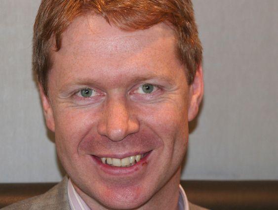 Forretningsutvikler Geir Røkke i Teleplan