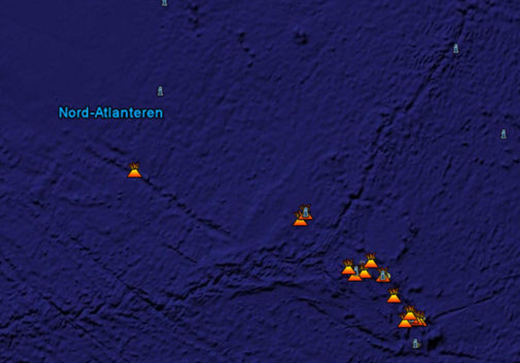 Google Earth har allerede noe terrengdata fra havbunnen.