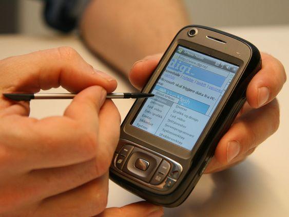 bMenu's system gjør det enklere å navigere websider på mobilen