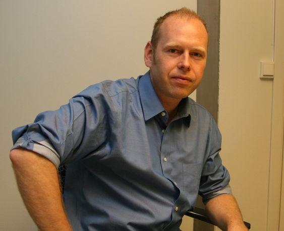 Bjørn Holte i bMenu