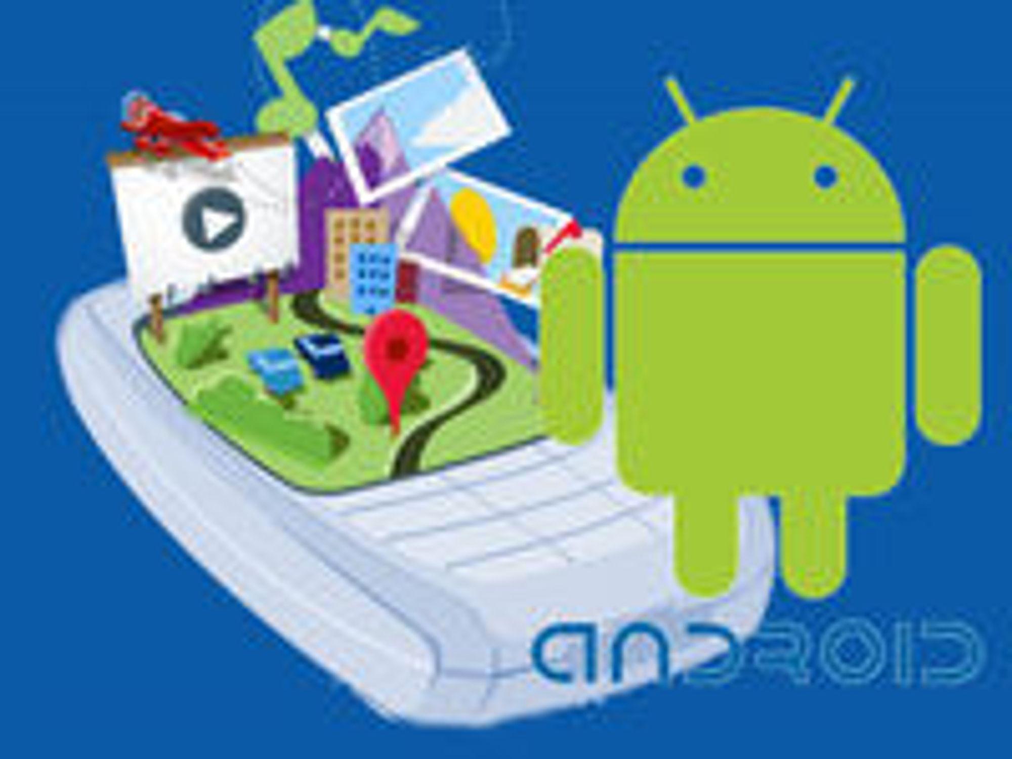 Android Market har 20.000 programmer på menyen, men svært mange av dem er ikke tilgjengelig for norske kunder.