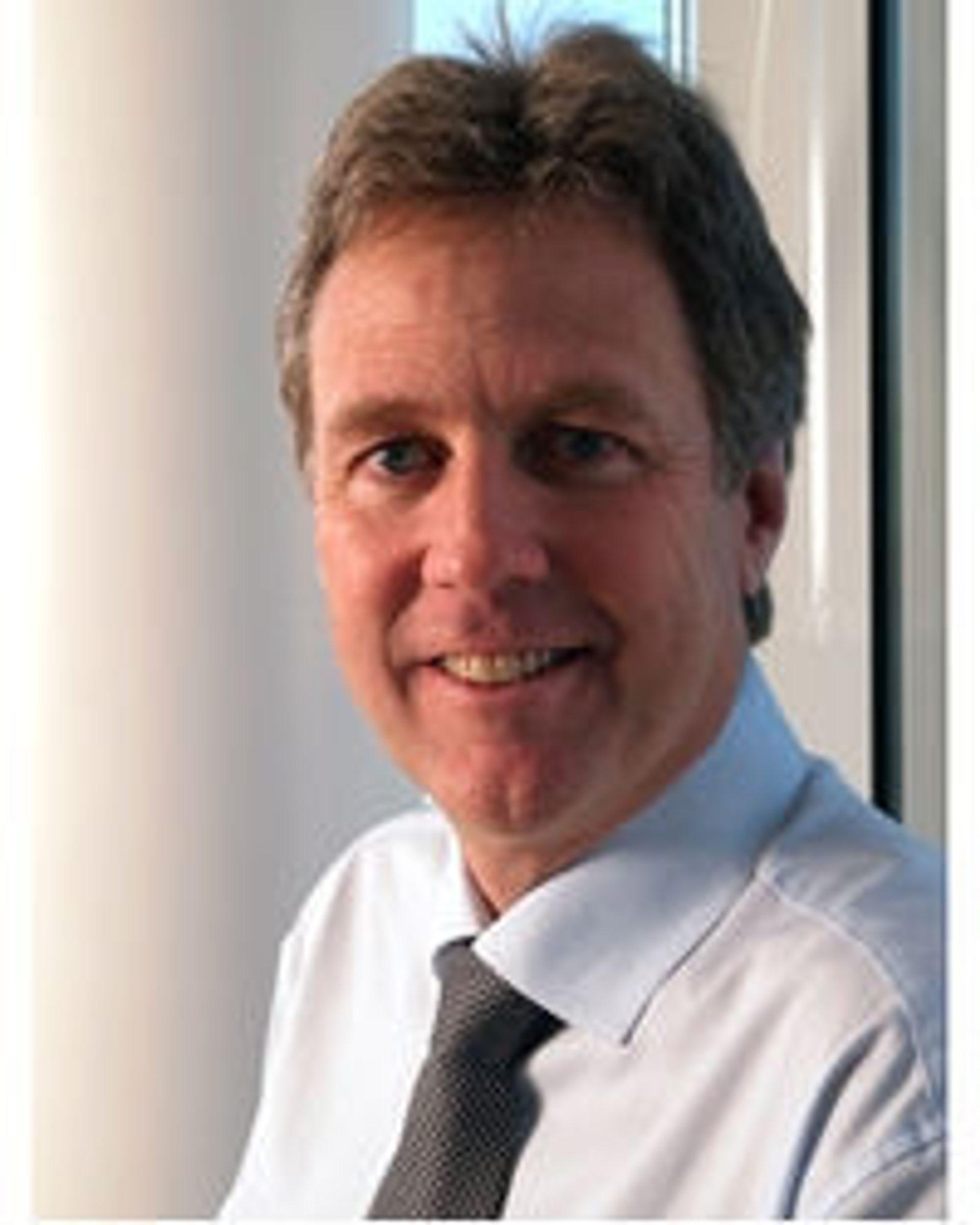 Trimmer drifts-fabrikken: Logica Norge-sjef Tor Malmo.