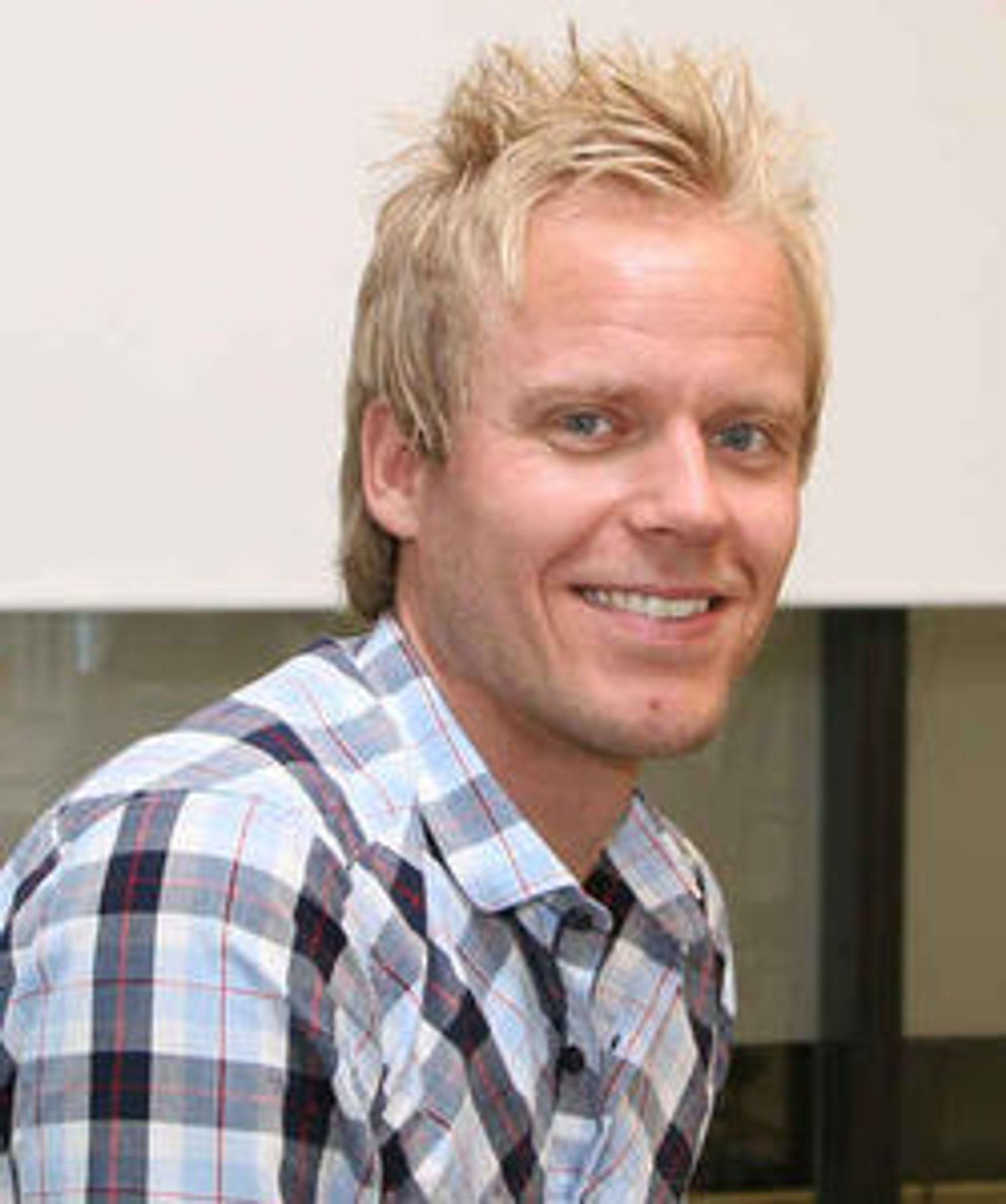 Erik Tessem i den norske distributøren Commaxx.