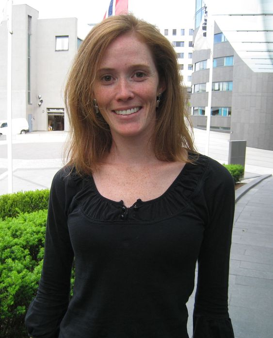 Nina Sundberg er direktør for Server & Tools i Microsoft Norge.