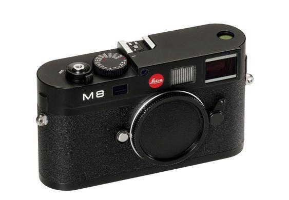 Auksjonen av den første digitale Leica M8 er avsluttet med høyeste bud på EUR 24.000