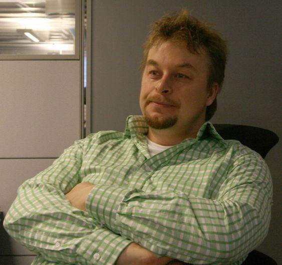 Friprog-entusiast Kent Wilhelmsen er IT-direktør i Aller Internett.