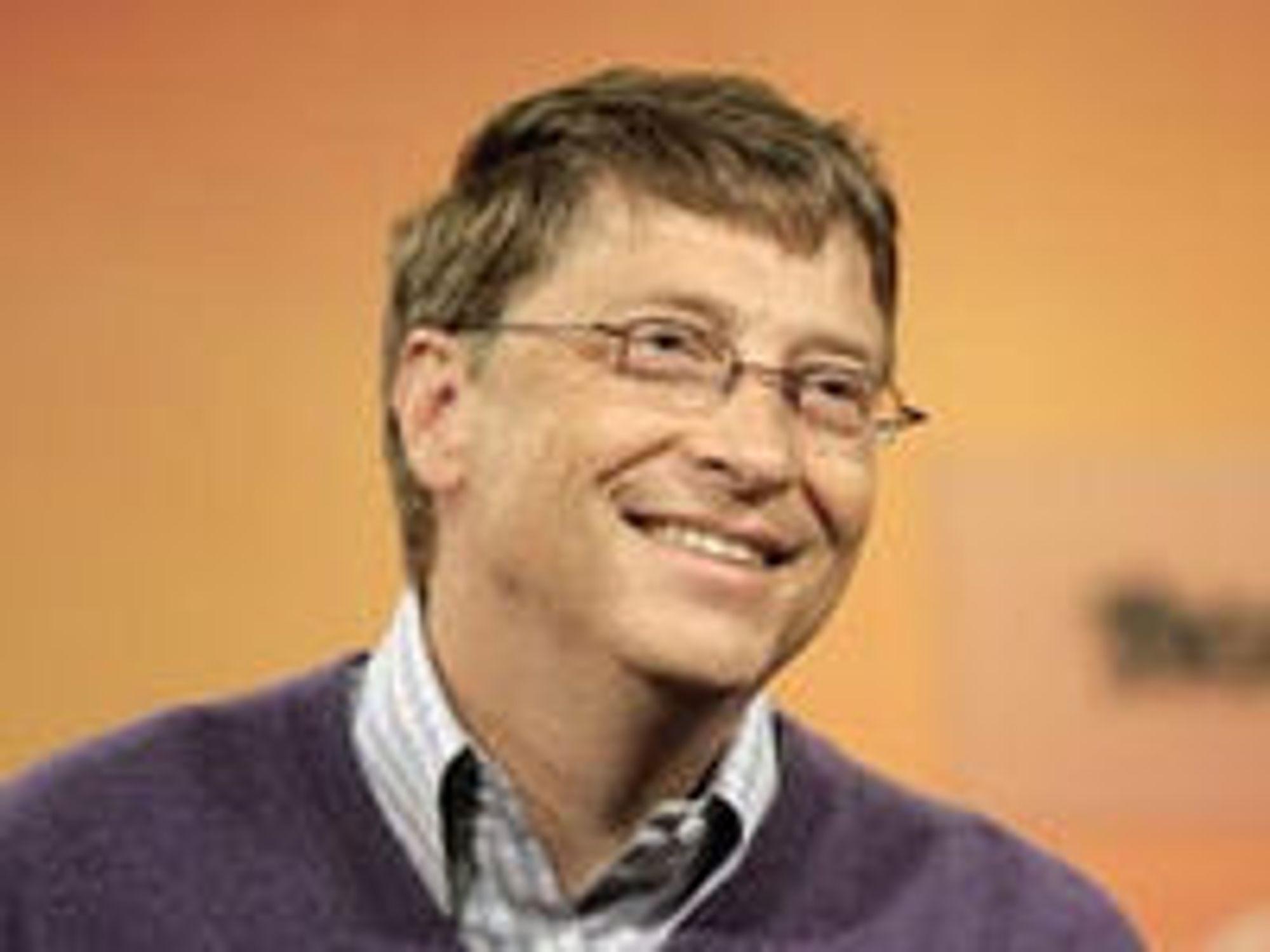 Ingen har lært meg mer om PC-ykologi enn Bill Gates.