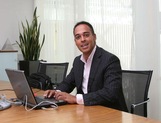 Rashied Akrum kom til Microsoft gjennom deres kjøp av Softgrid.