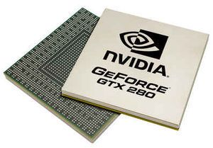 Nvidia GeForce GTX 280-brikke