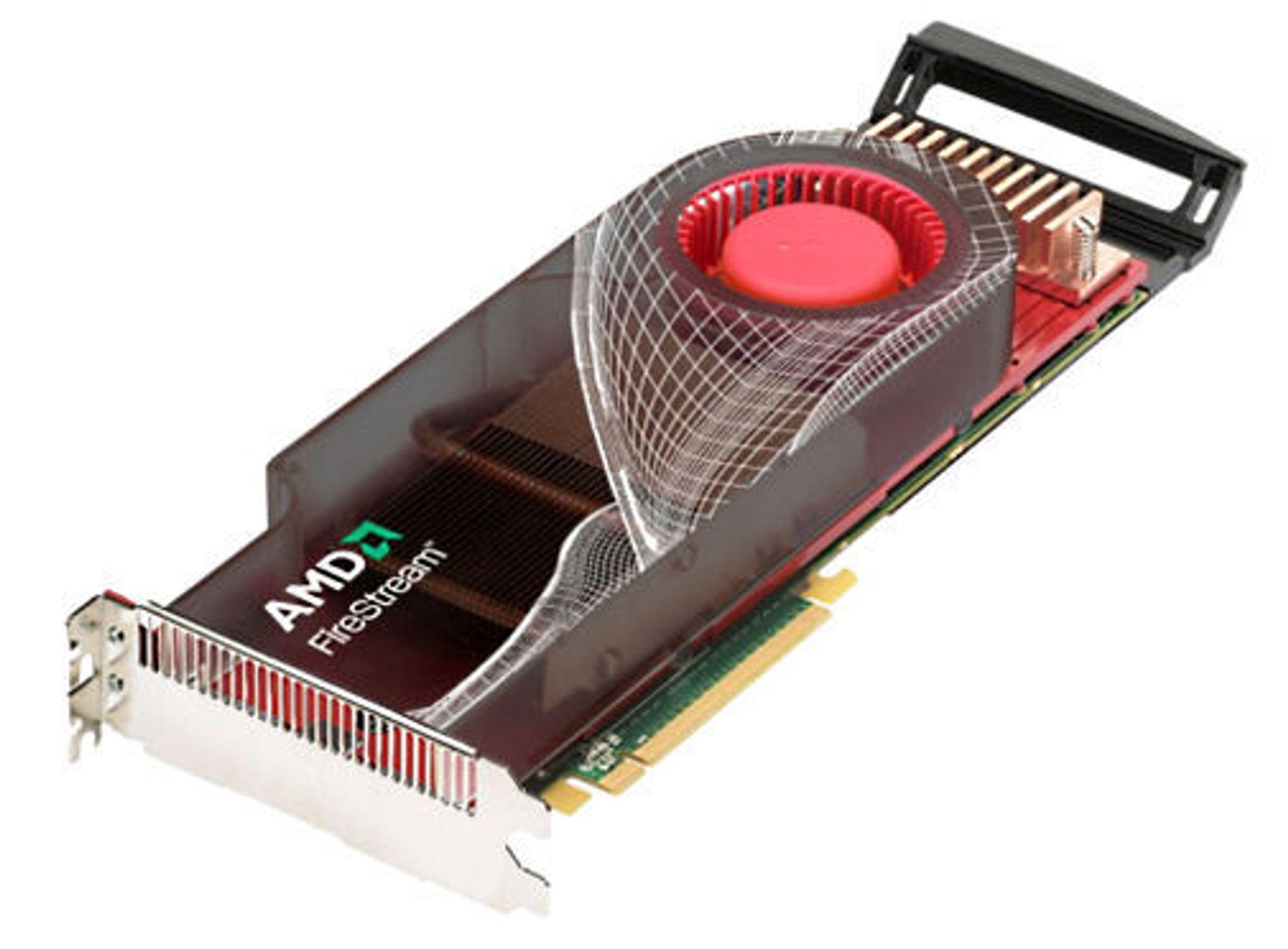 Eldre AMD FireStream-kort