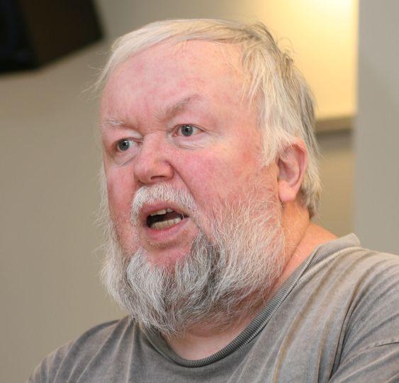Gisle Hannemyr fra Universitetet i Oslo.