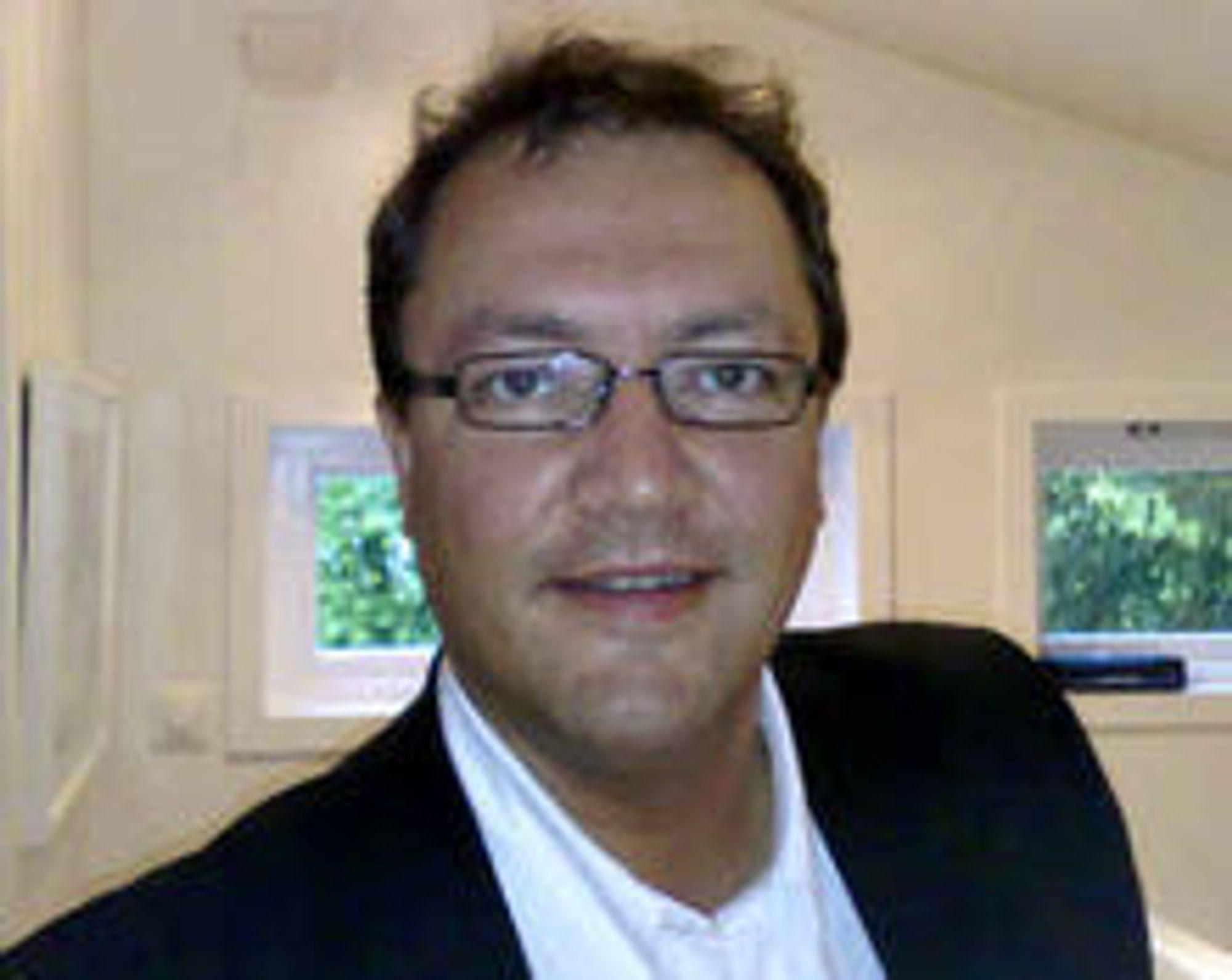 - Vi krever Kurt Oddekalv tiltalt og straffet, sier MTU-sjef Jo Einride Lid Lerheim (Foto: selskapet)
