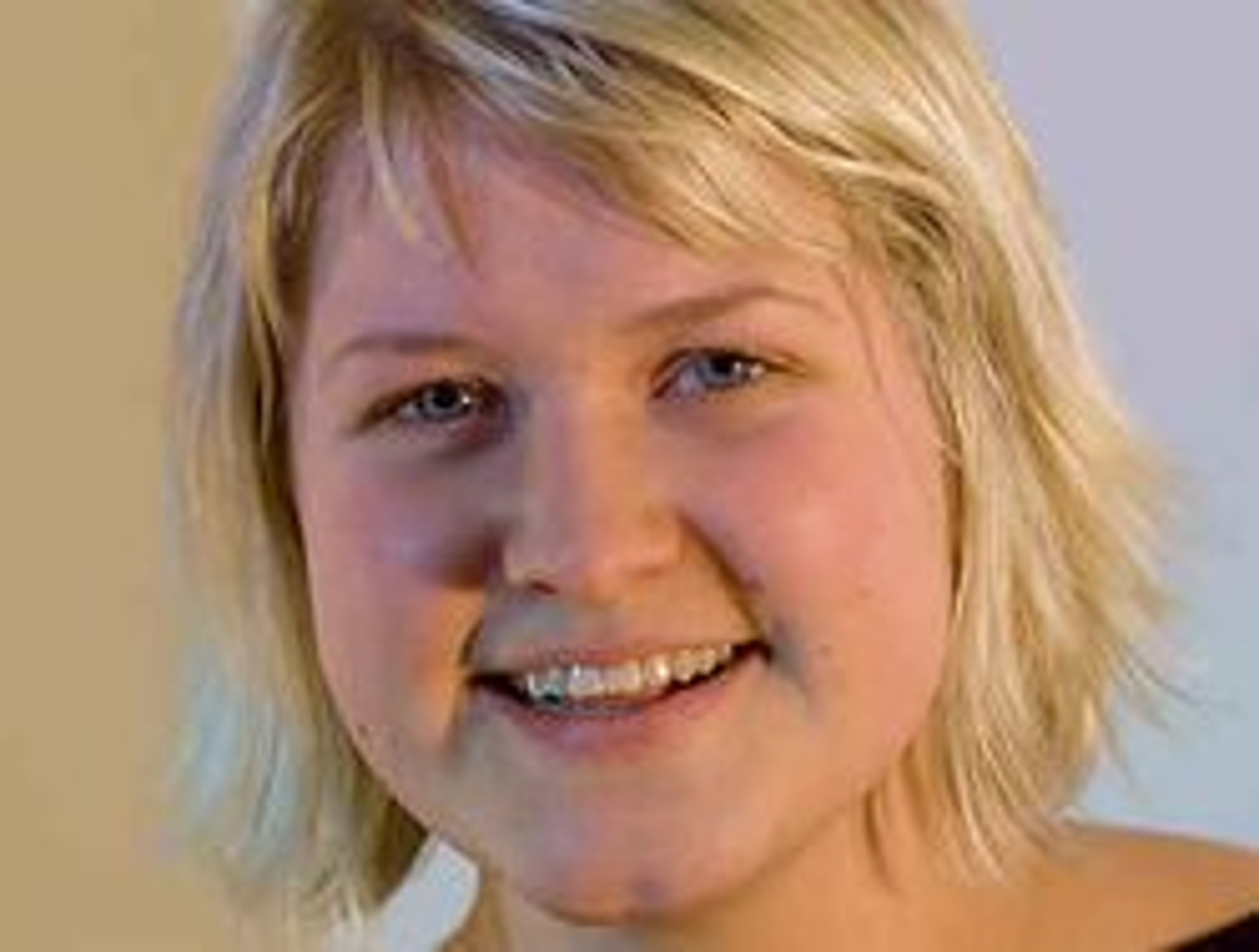 - Hvis man skulle utestengt fildelere ville nesten all norsk ungdom vært uten nettilgang, sier Anne Solsvik i Unge Venstre. (Foto: partiet)