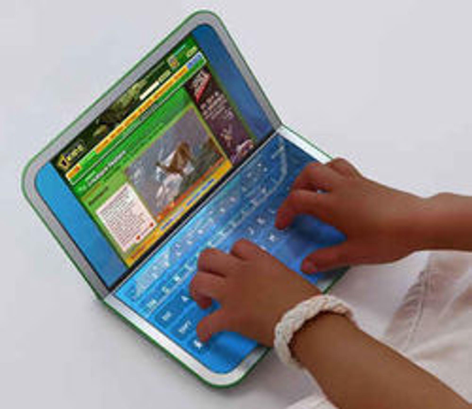 OLPC-prosjektet viser frem prototype av neste generasjon fordi de ønsker å bli kopiert.