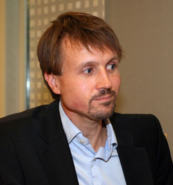 Claes Watndal, leder av Oracles norske partneravdeling.