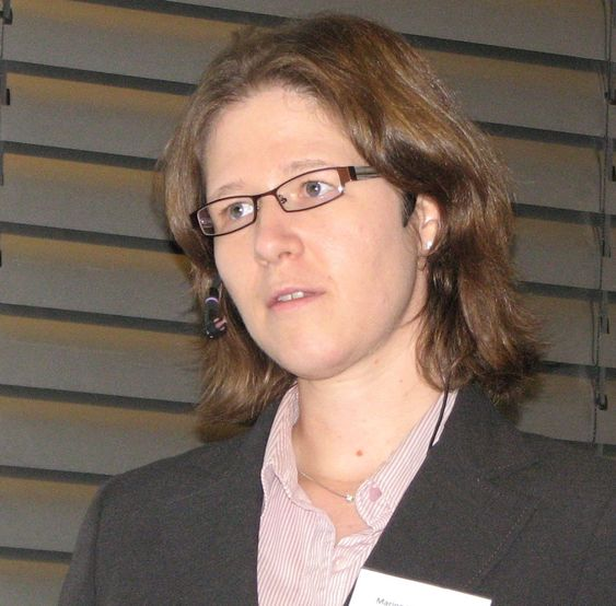 Nokia-forsker Marion Hemersdorf
