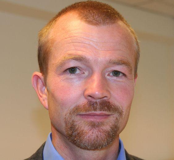 Kjetil Svorkmo Bergmann i Innovasjon Norge er blant dem som tilbyr sine tjenester på det nye nettstedet