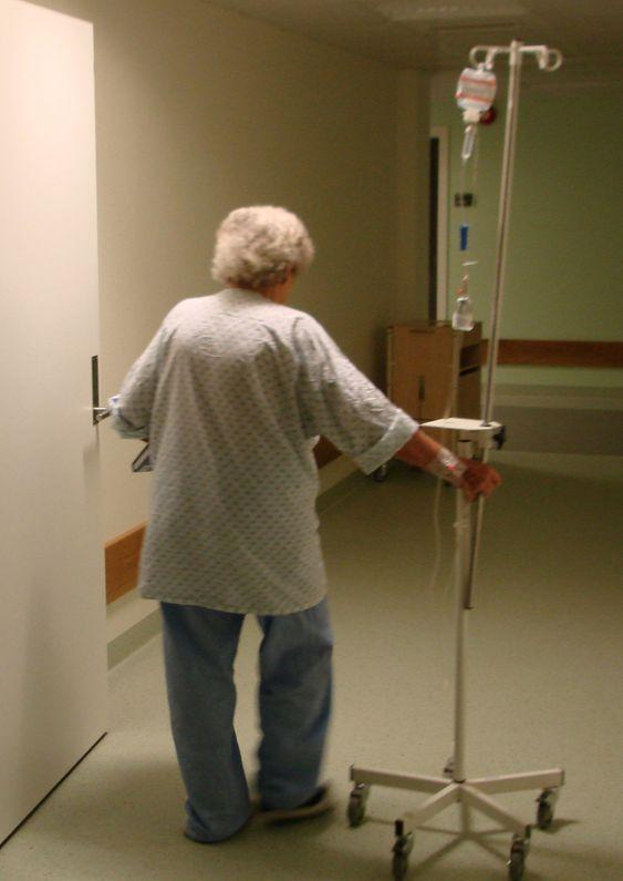 Det varsles automatisk når vandrende pasienter går for langt.