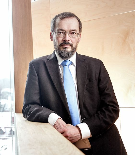 Jari Kinaret, professor ved Chalmers Tekniska Högskola i Gøteborg, leder Graphene Flagship.