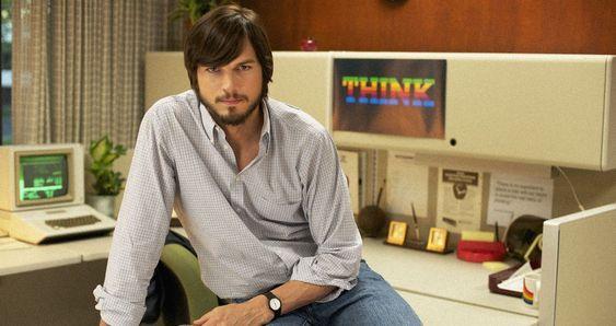 Joda, skuespiller og IT-investor Ashton Kutcher ligner veldig på Jobs i yngre dager, men det er bare utseende som matcher, hvis vi skal tro Woz.
