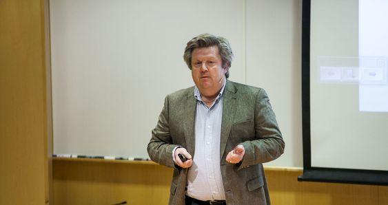 Store ambisjoner og tro på å lykkes. Det er viktige ingredienser når du skal bygge noe stort, mener cXense-gründer Mikael Rohde.