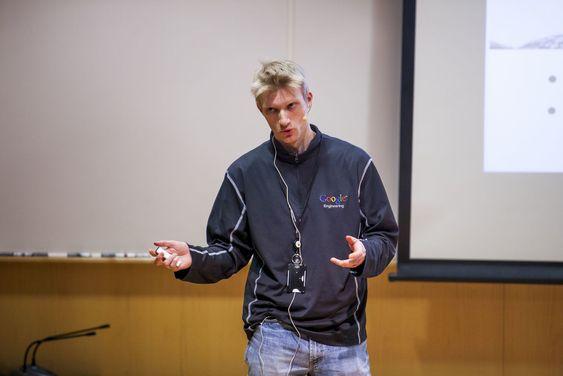 Geir Engdahl gikk fra utviklerjobb i Google til å satse på sin egen app. Han har ikke angret.