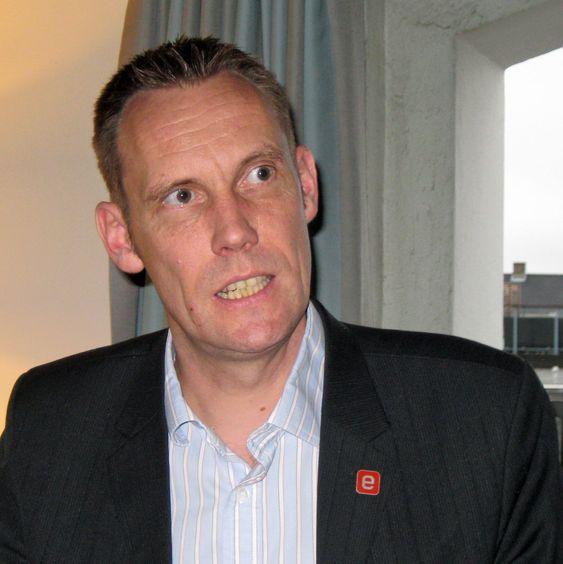 Erik Abildsgaard Knudsen er produkt- og utviklingsdirektør for e-Boks.