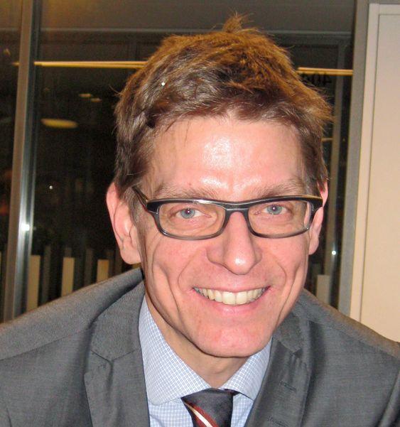 Lars Frelle-Petersen er direktør for Digitaliseringsstyrelsen, som leder digitaliseringen av det offentlige Danmark.