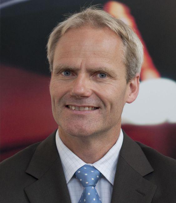 Eiliv Ofigsbø er avdelingsdirektør i NorCERT.