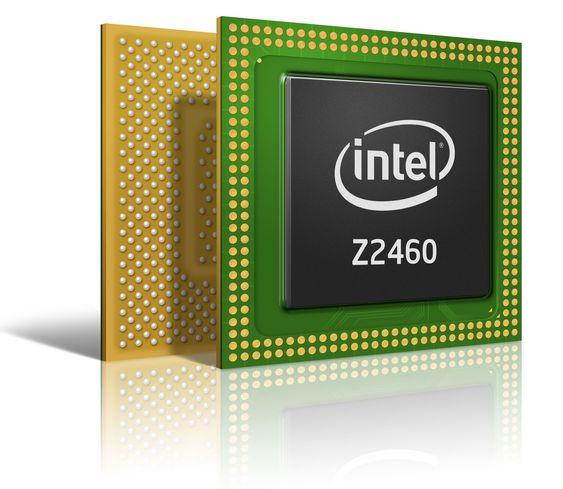 Intel Atom Z2460-prosessor.