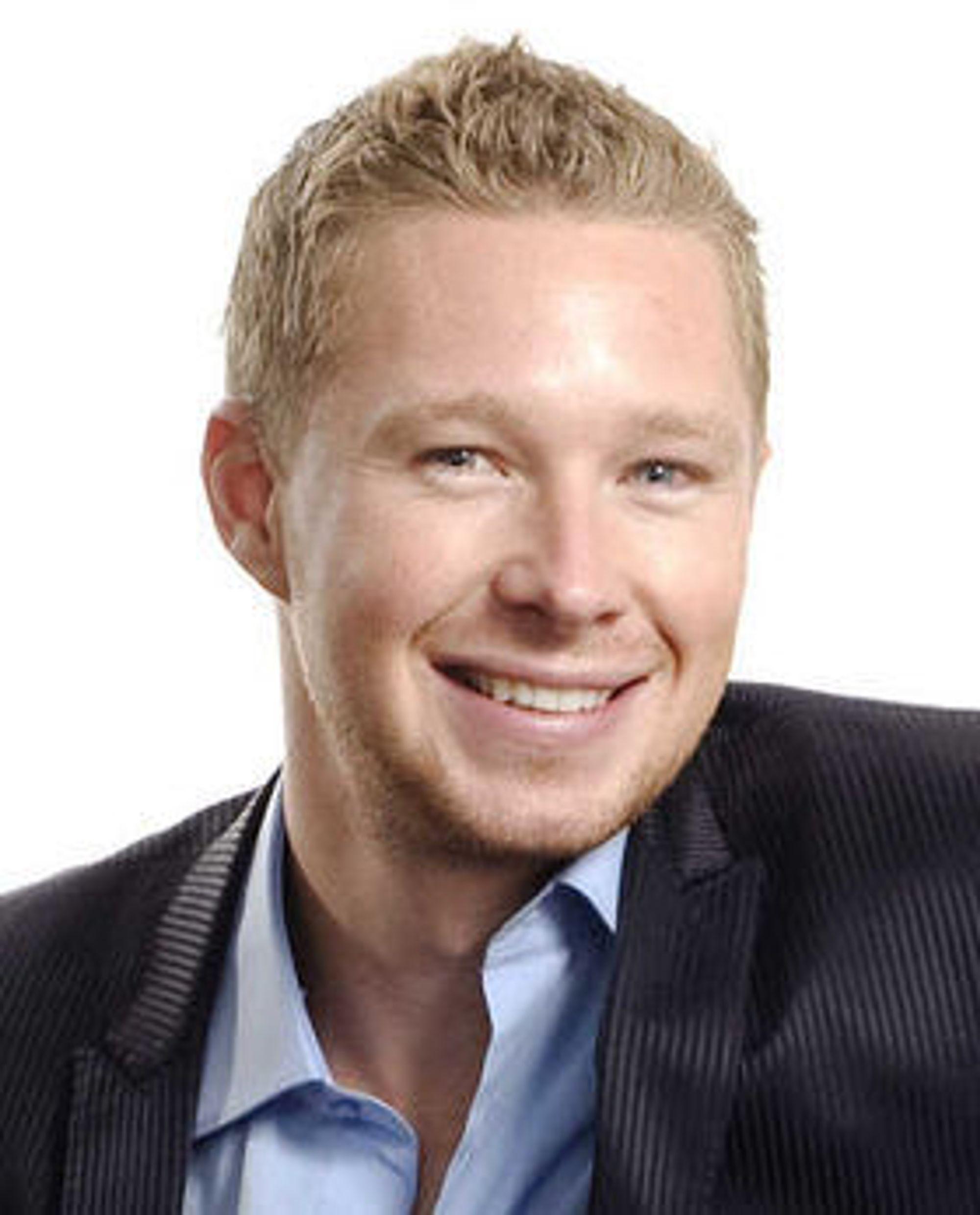 Adm.dir Alexander Hagerup flytter til Sverige for å drive utvidelsen av virksomheten mot nye markeder.