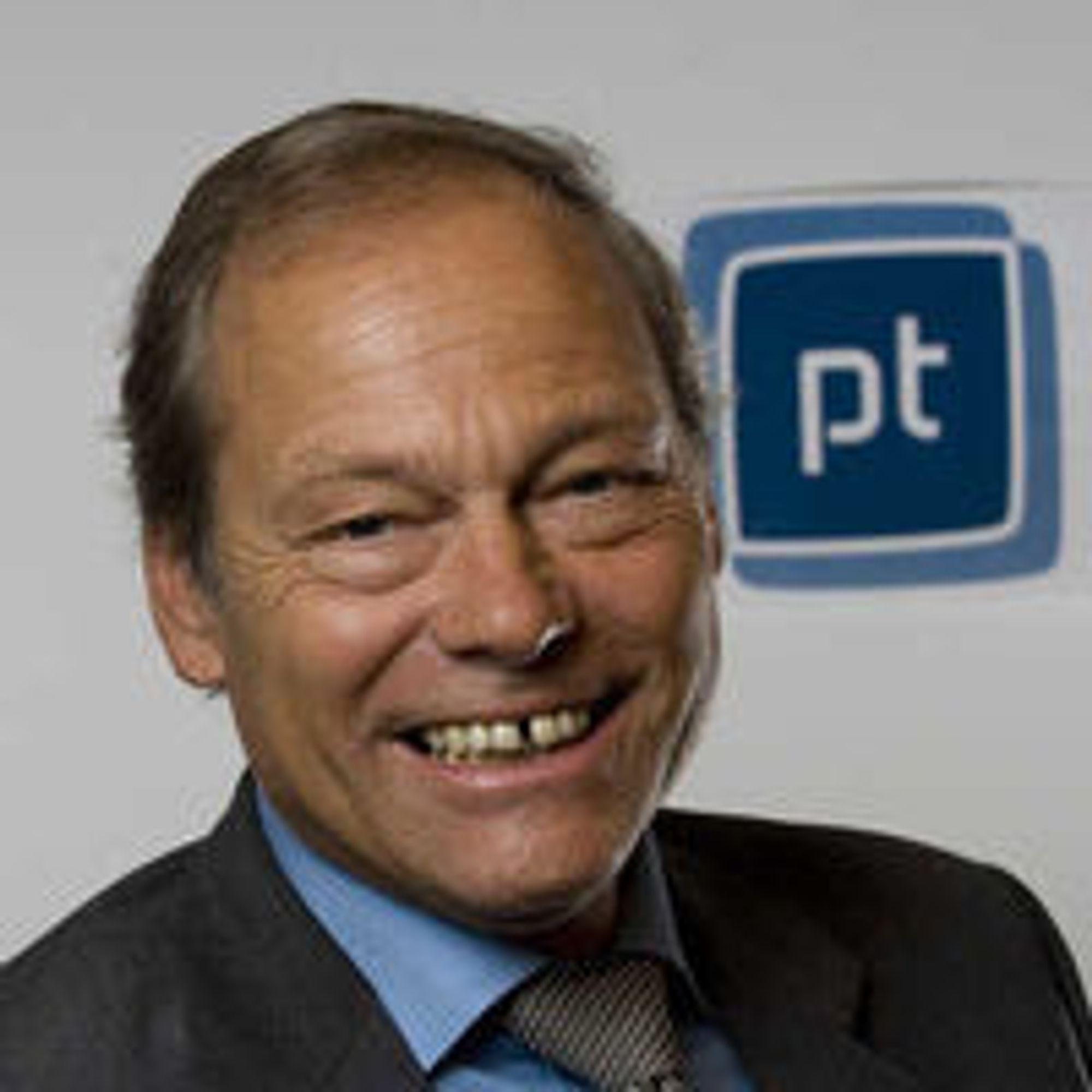 Det norske fibermarkedet blir ikke regulert i overkommelig fremtid, sier Willy Jensen i Post- og teletilsynet.