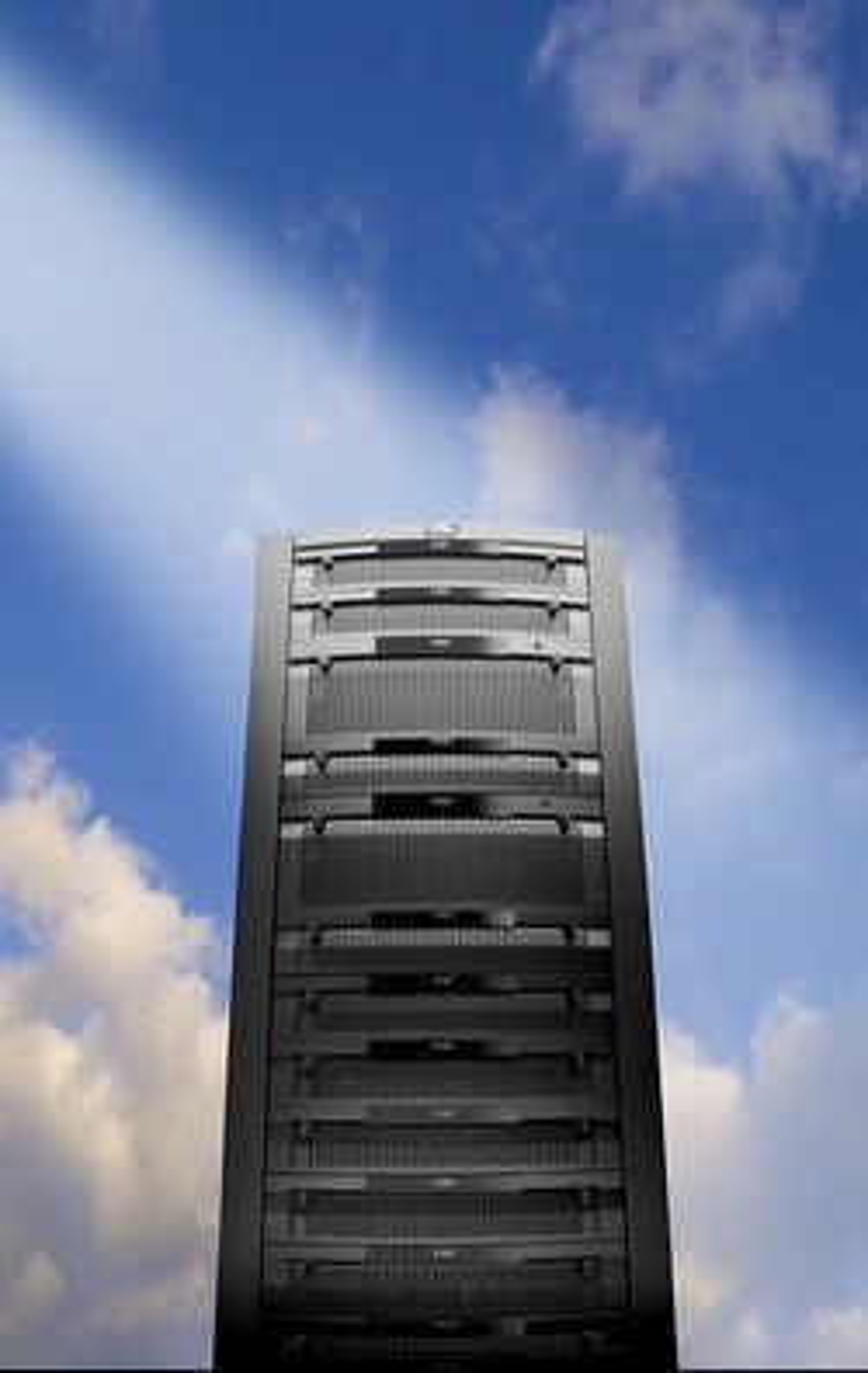 Vplex beskrives som et viktig framskritt på veg mot hensiktsmessige private nettskyer.