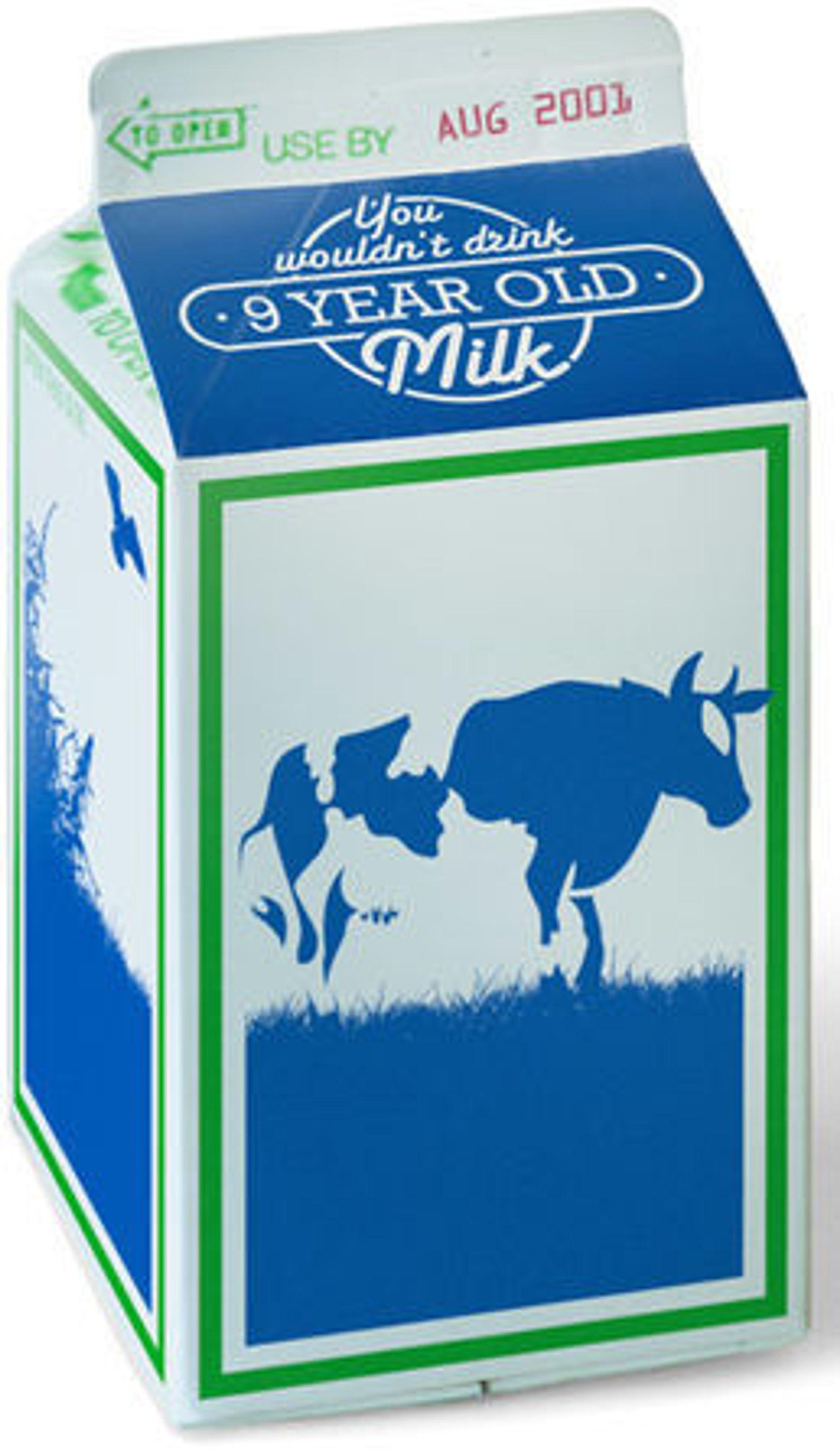Microsoft sammenligner IE6 med ni år gammel melk.