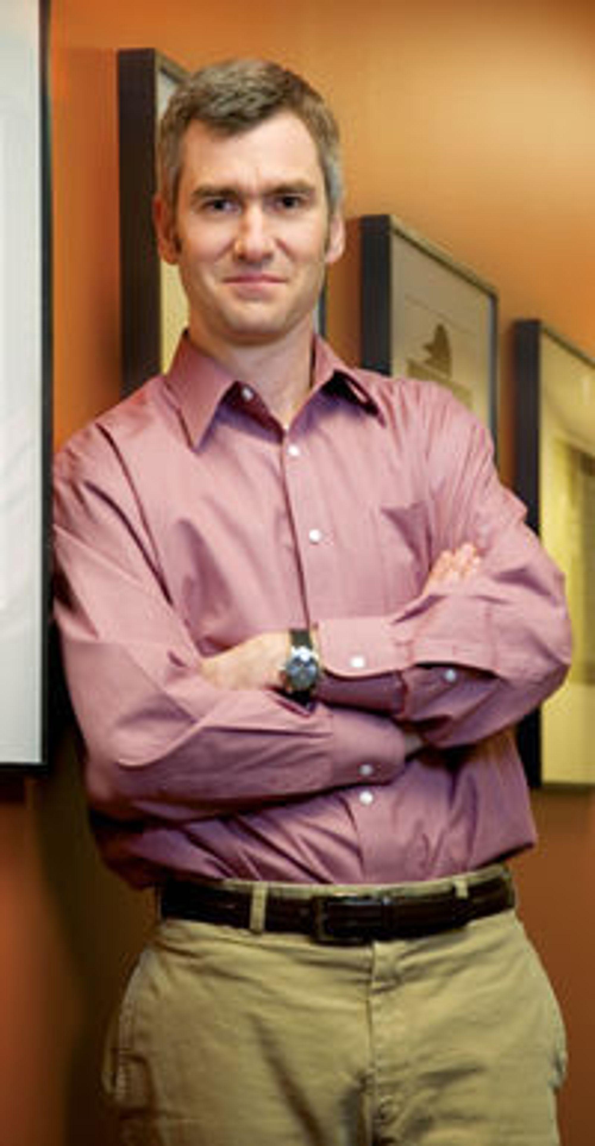 Bill Veghte får en stor utfordring når han skal selge HPs programvare.