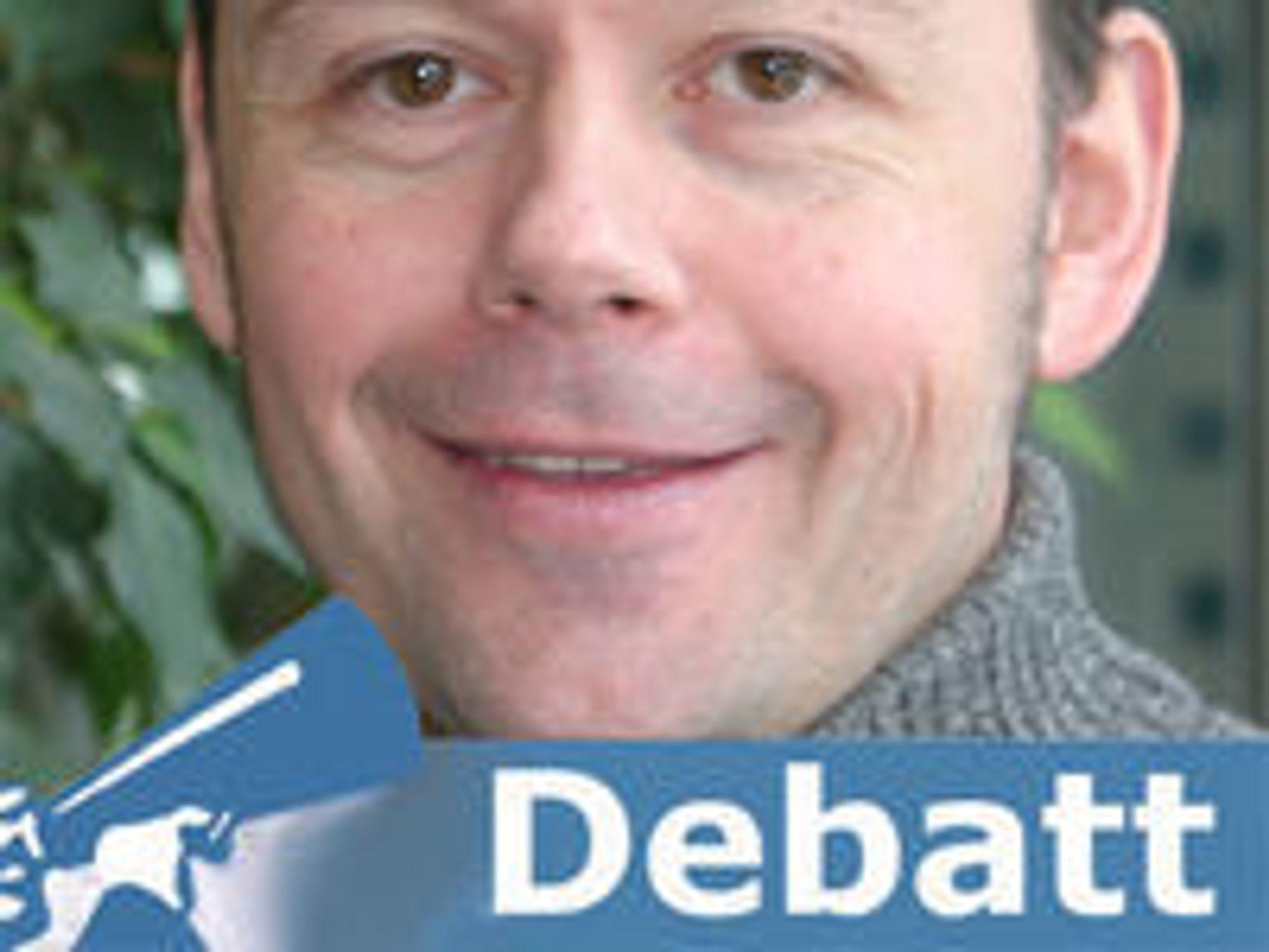Jarle Ruud i Digitalradio Norge mener kritikken mot DAB er feilslått.