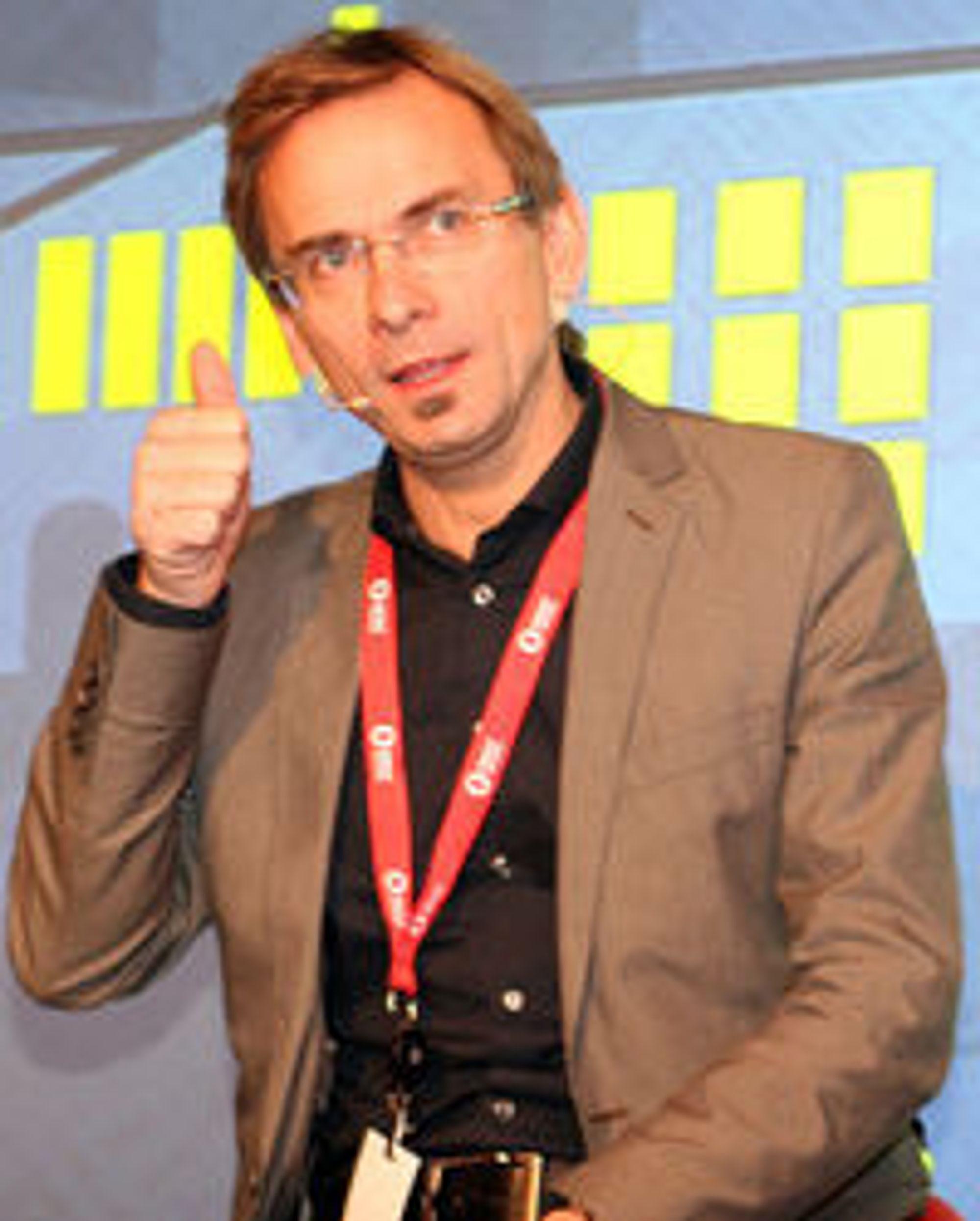 - WAC har ikke blitt den suksessen noen hadde håpet, sier utviklingssjef Christen Krogh i Opera Software.