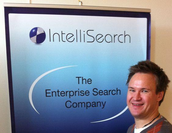 Øyvind Grøndalen sier IntelliSearch for EPiServer er utviklet etter diskusjoner med flere av partnerne til EPiServer.