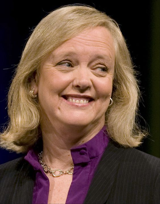 Woz er ingen fan av HPs nye toppsjef Meg Whitman.