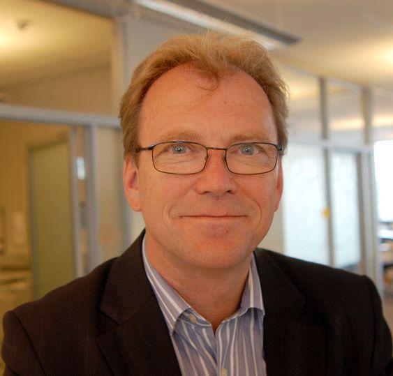 Sven Langerak, leder for Konsern IT i Posten, har foreløpig ingen planer om å ta i bruk Windows 8.