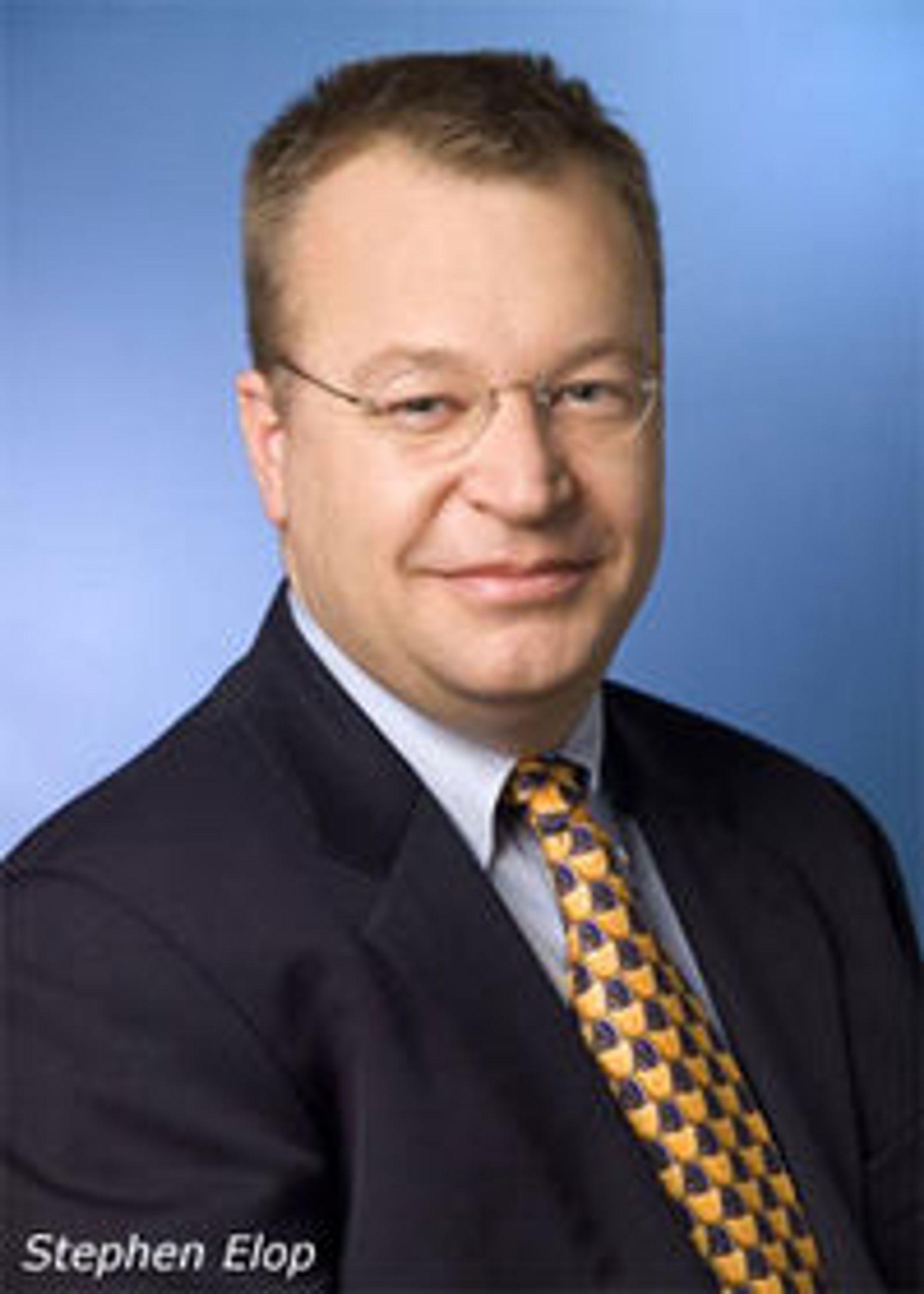 Symbian skal støttes i mange år ifølge Nokias konsernsjef Stephen Elop.