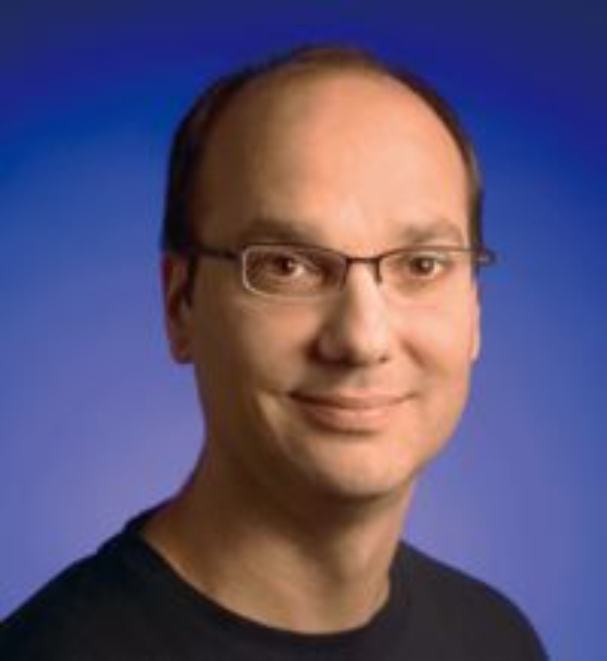 Android-sjef i Google, Andy Rubin