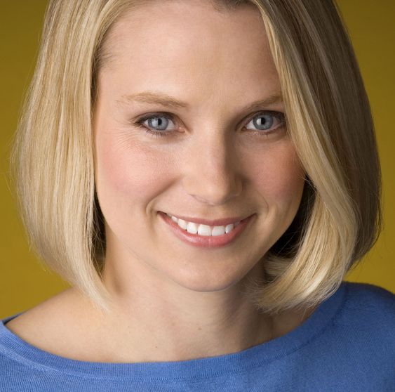 Marissa Mayer i Google
